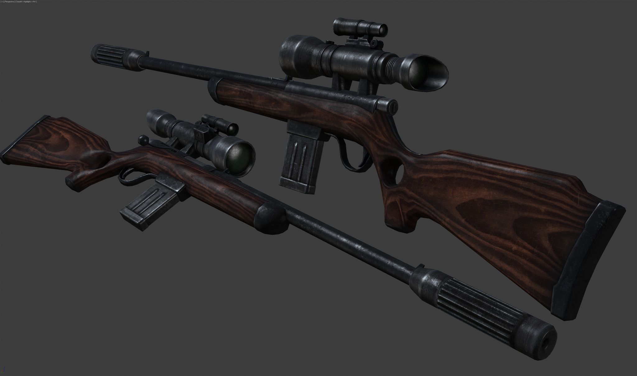 Varmint Rifle Re-Retexture at Fallout New Vegas - mods and community