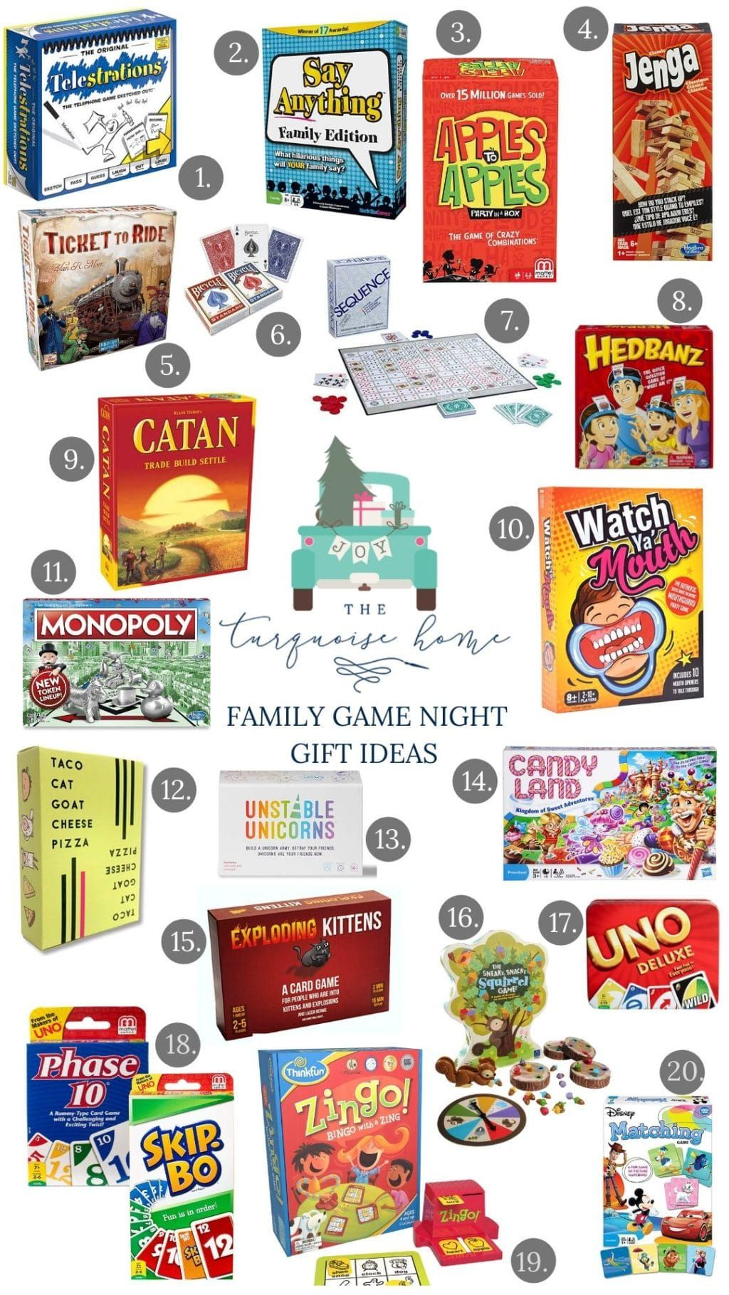 Family Board Game Gift Guide Board Games Gift Gaming Gifts Family Board Games