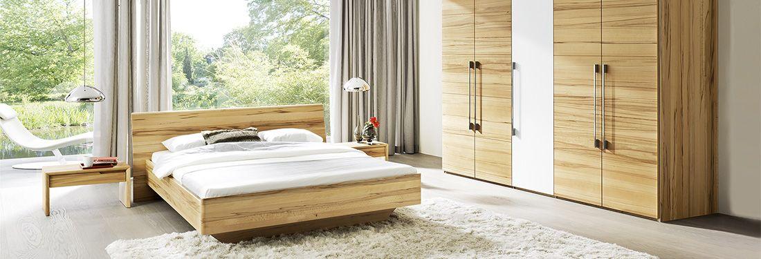 MassivholzSchlafzimmer Schränke München Schlafraumkonzept - Schlafzimmer stephan