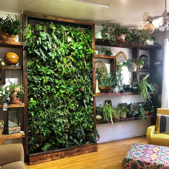 vertical gardens are the perfect small space solution for on indoor herb garden diy apartments living walls id=36232
