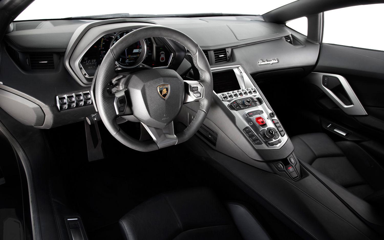 lamborghini aventador lp700 4 interior