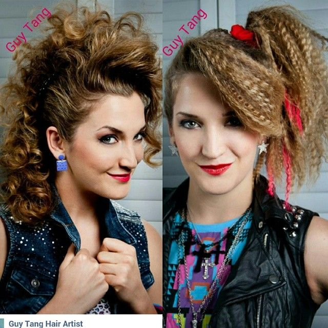 Pin By Guy Tang Hair Artist On Hairstyles 80s Fashion Party 80s Party Outfits 80s Hair
