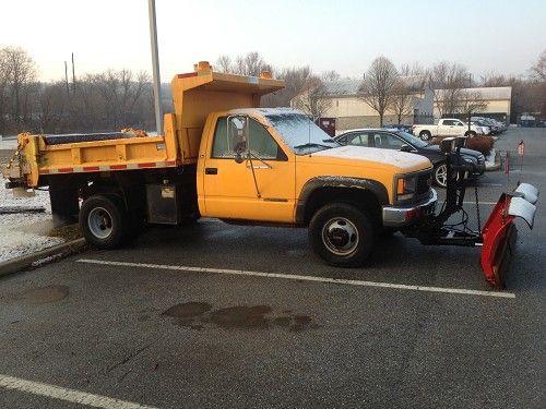 Listing All Trucks >> 1998 Gmc Sierra K3500 Dump Body Listing 15053 Ends 4 2