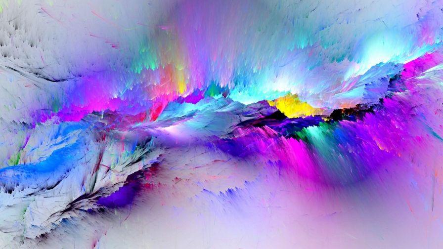 Paint Splash Hd Wallpaper Abstract Art Abstract Art Canvas painting hd wallpaper