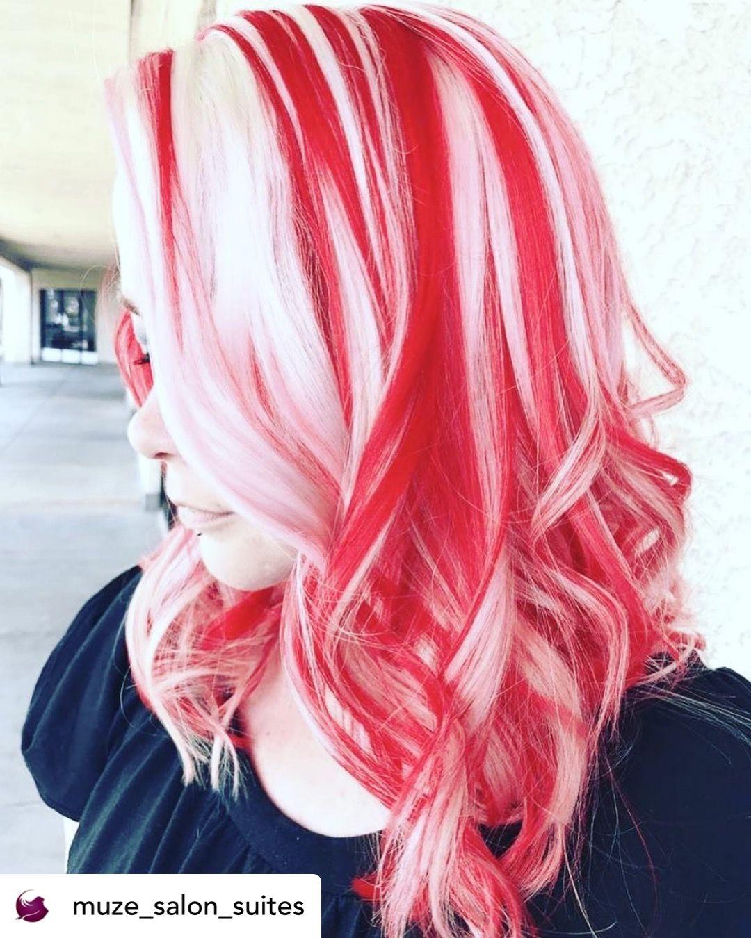 10 Brilliant Shades of Christmas Hair Color Winter hair