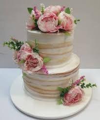 Resultado De Imagem Para Naked Cake Acabamento De Glace De