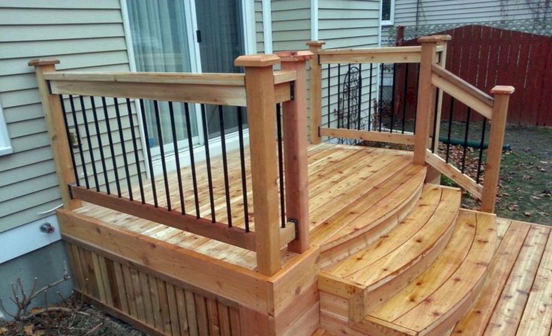 Cool 53 Cozy Backyard Patio Deck Design and Decor Ideas https://bellezaroom.com/2017/10/07/53-cozy-backyard-patio-deck-design-decor-ideas/