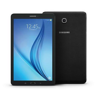 9 6 Android Tab E 16gb Black Products Android Tab Samsung New Samsung Galaxy