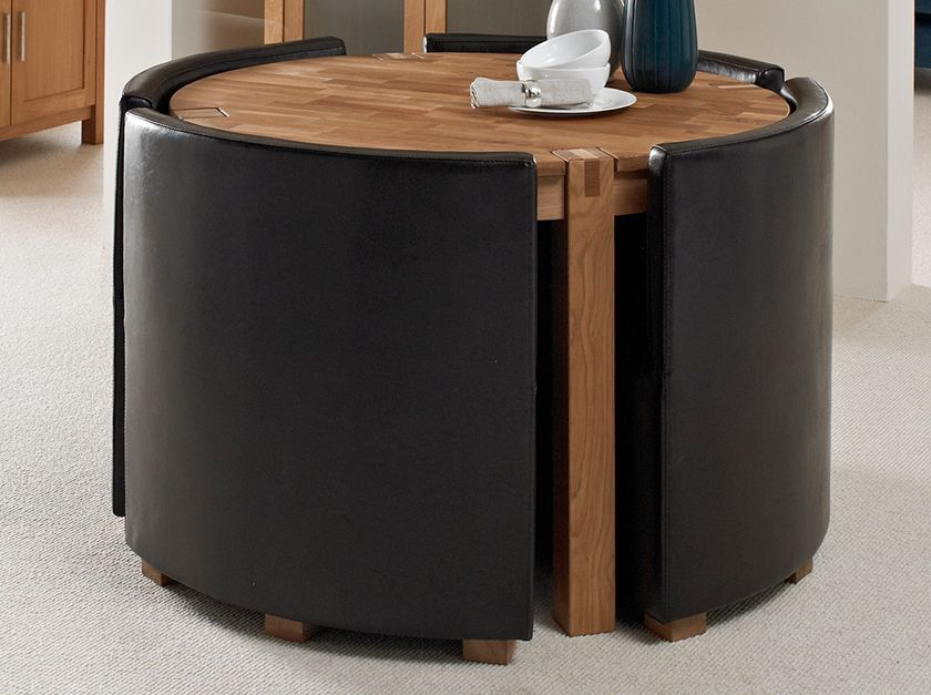 Fold Down Desk For Minimalist Live: Intresting Fold Down Dining Table With  Floor Vases Also Paterned Carpet Built In Bookcases ~ Sagatic.com Furniture  ...