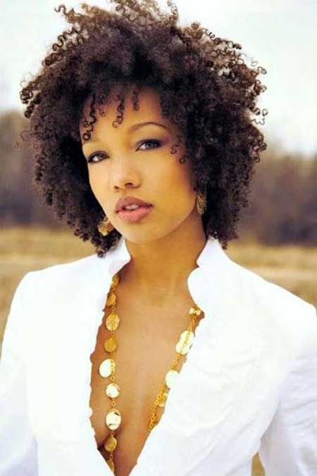 Black Women Natural Hairstyles natural curly fade mohawk hairstyle 20 Short Spiky Hairstyles For Women