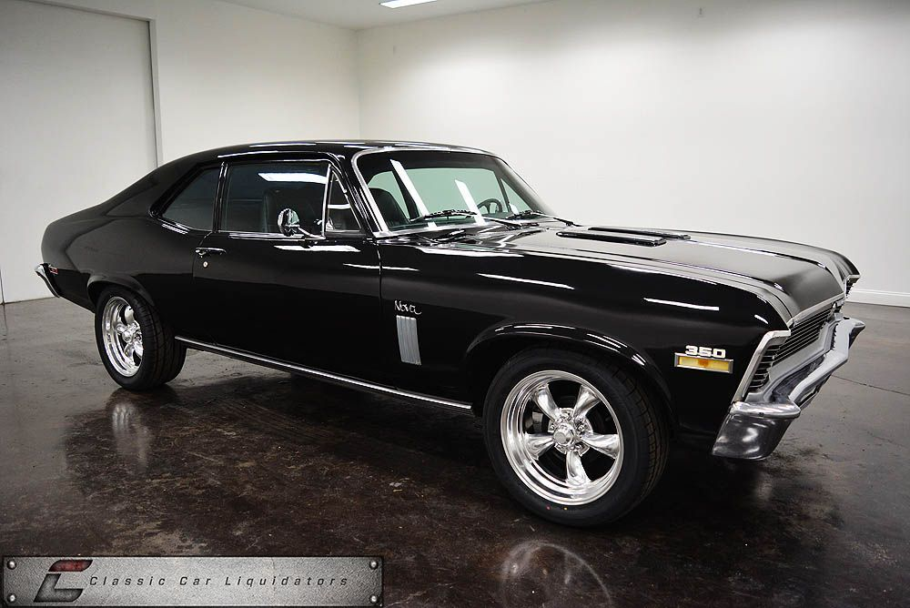 1972 Nova | Classic cars | Pinterest | Cars, Chevy nova and Custom ...