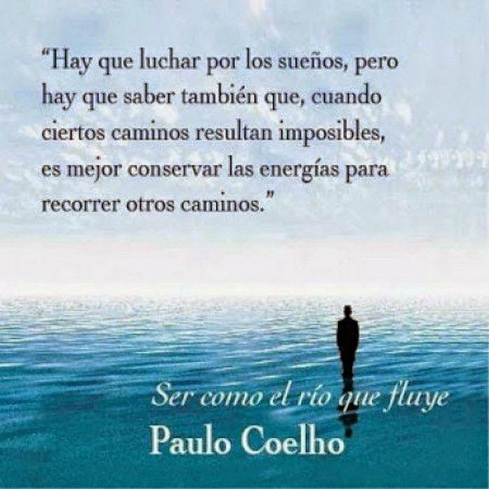 Imagenes Con Frases De Paulo Coelho Frases Pinterest Paulo