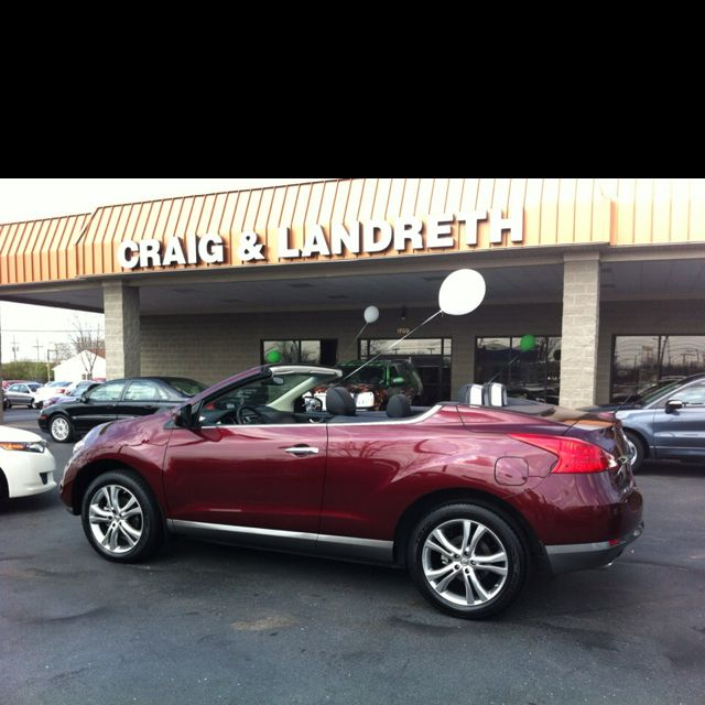 Nissan Elk Grove >> The New Nissan Murano Cabrio SUV Drop Top | SUV's/Cars | Pinterest | Nissan murano, Nissan and Cars