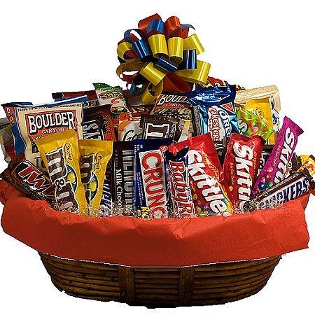 Corporate Snack Basket, Corporate Snack Gifts, Staff Appreciation ...