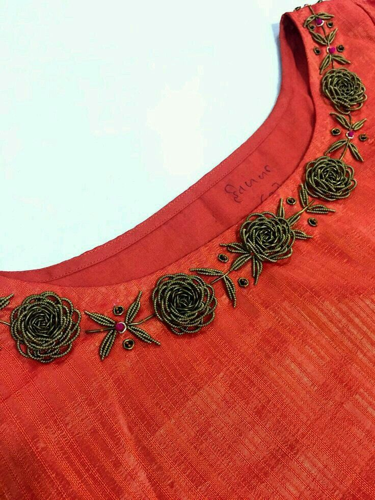 Pin By Harvinder On Embroidery Pinterest Blouse Designs