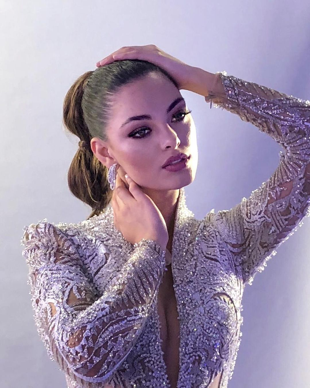 "Demi-Leigh Nel-Peters on Instagram  ""Thank you to the amazing glam squad in  Lebanon. I loved playing dress up with you. Thank you  misslebanon for  having me ... 82e952f83913"