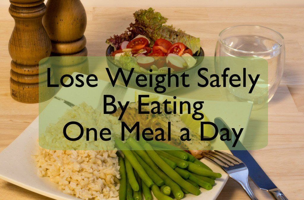paleo diet eating once a day