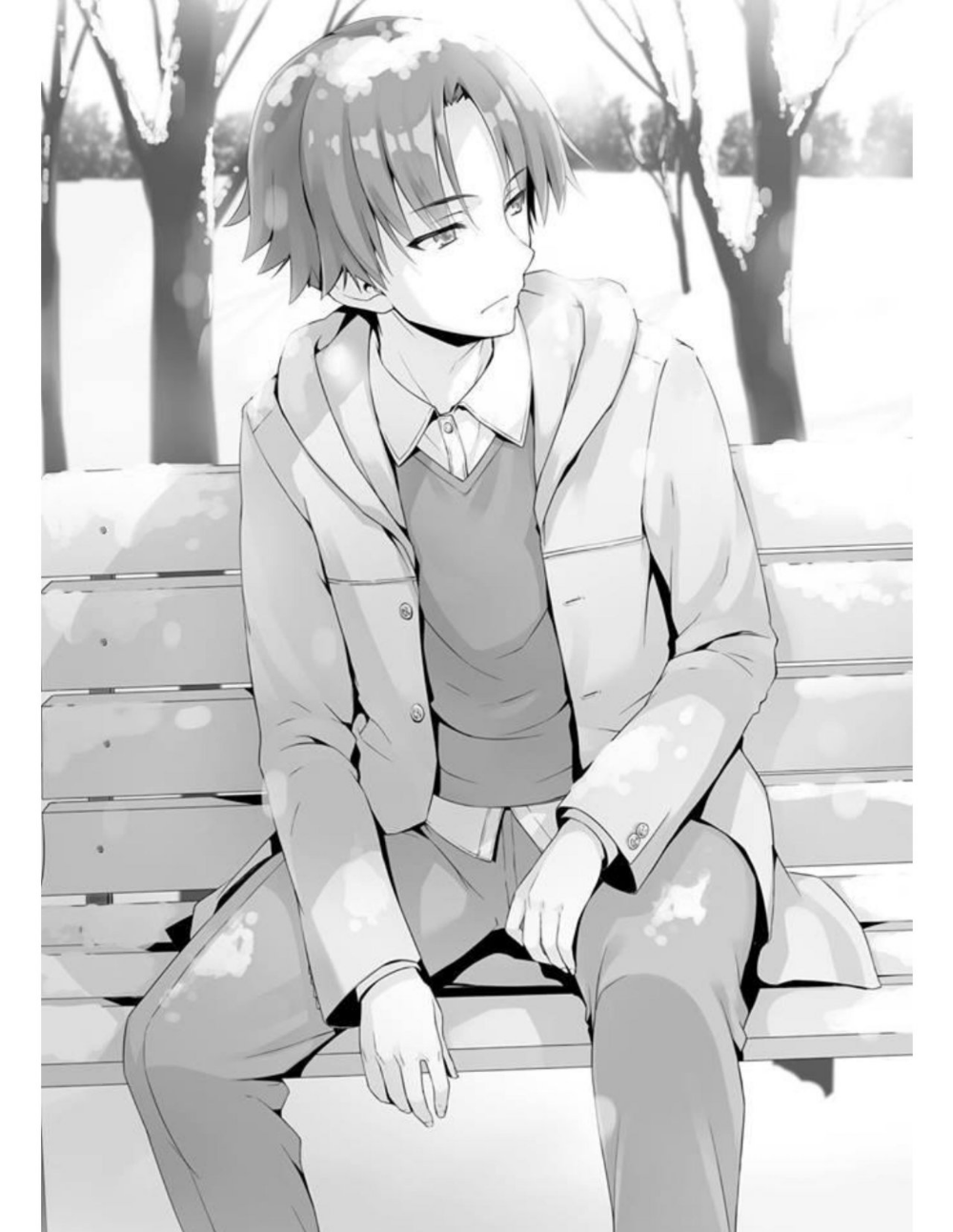 Youkoso Jitsuryoku Shijou Shugi No Kyoushitsu E Capítulo 56 00 Volumen 7 5 Capítulo 3 Gladheim Translation Ilustração De Mangás Anime Animes Wallpapers