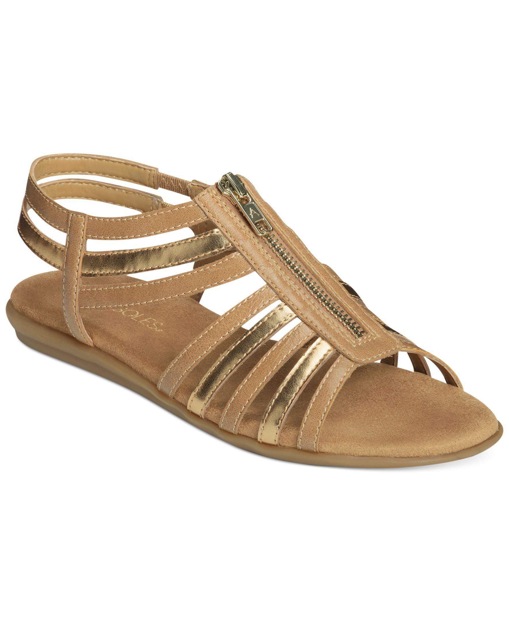 Aerosoles Chlothesline Flat Sandals