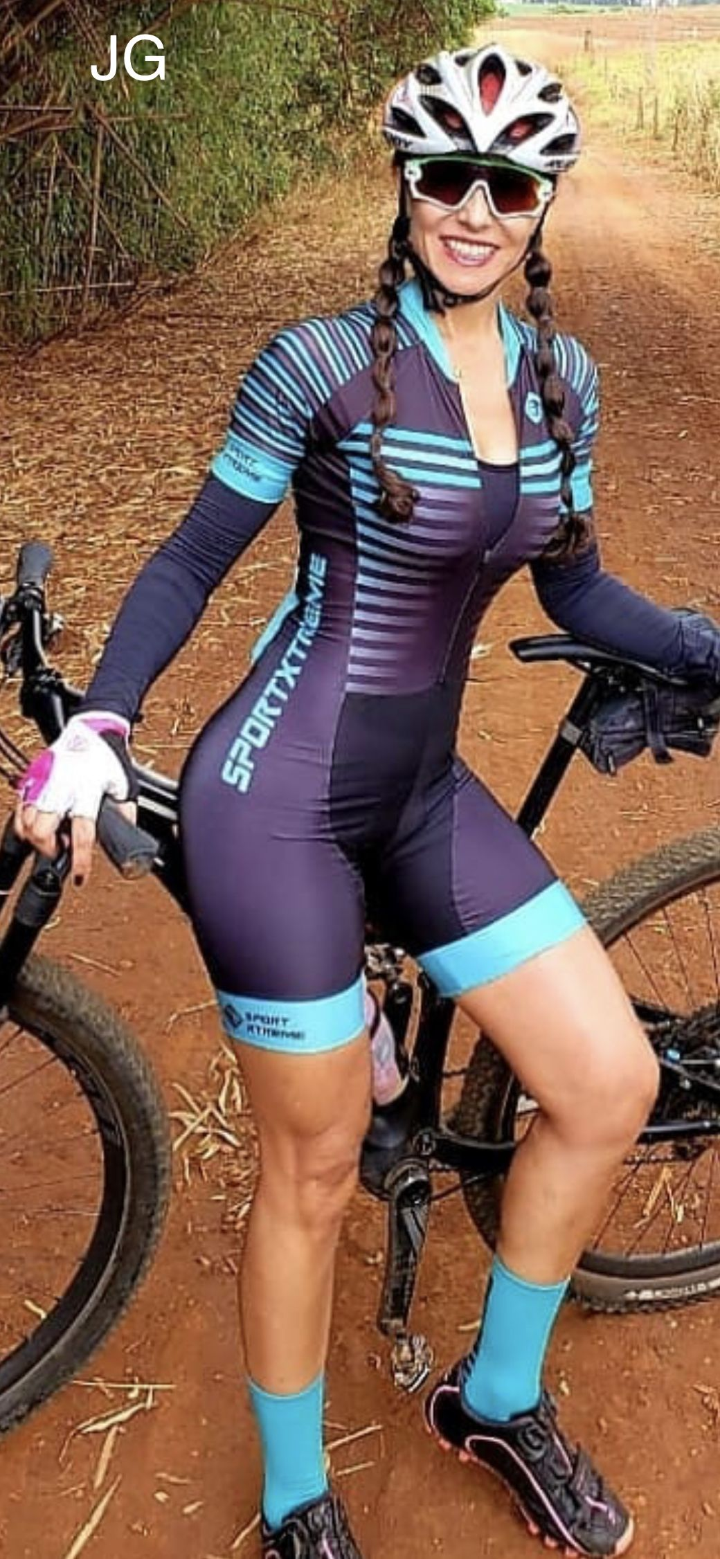 Pin On Sexy Looking Ladies In Lycra
