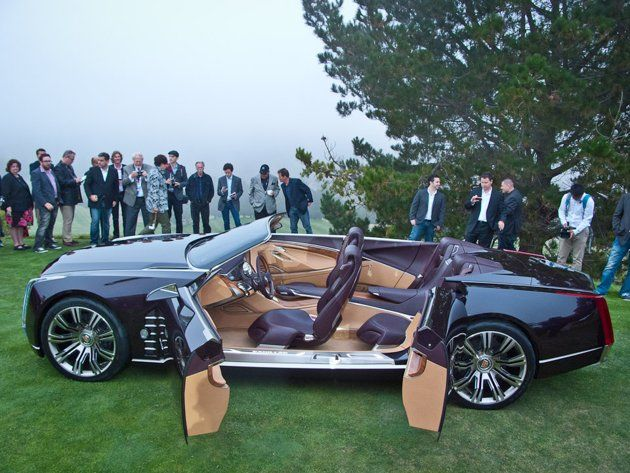 Cadillac Ciel Concept Gallery Photo Yahoo Autos