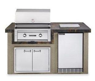 Lynx Ll1500g Sedona Propane Grill Grill Outdoor Kitchen Outdoor Kitchen Appliances Outdoor Kitchen Island