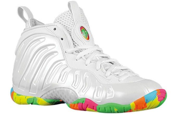 Sneakerheads Arrive In Big Numbers For Nike Air Foamposite One Fruity Pebbles Release 1