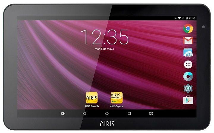 Revisamos las principales características de la tablet Airis OnePAD 1100QL el equilibrio perfecto entre unas dimensiones óptimas y un rendimiento eficiente.