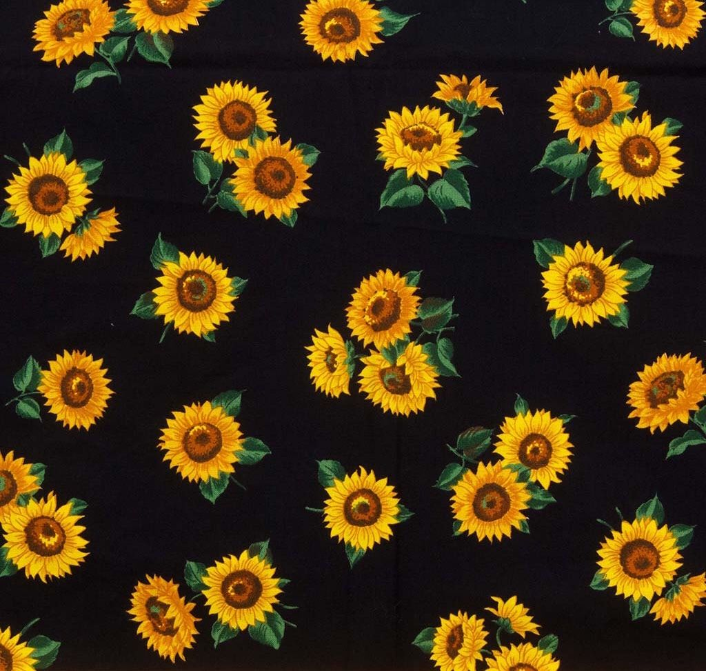 Desktop Background Desktop Background Artsy Sunflowers