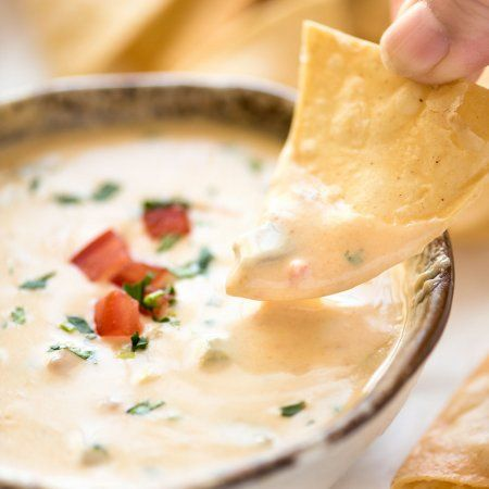 Life Changing Queso Dip Mexican Cheese Dip Recipe Cheese Dip Mexican Queso Dip Best Queso Recipe
