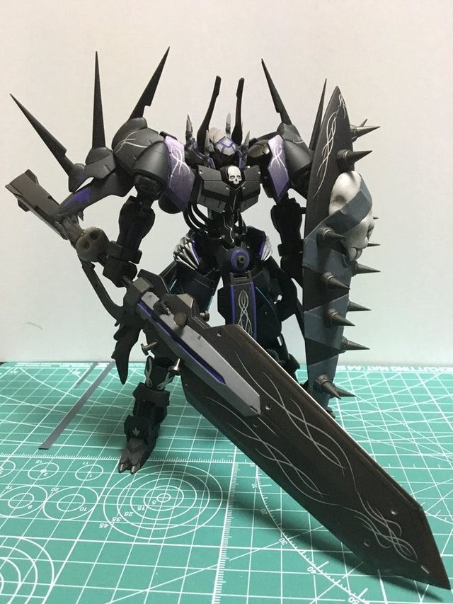 Reddit Gunpla Not mine, but this is an awesome King