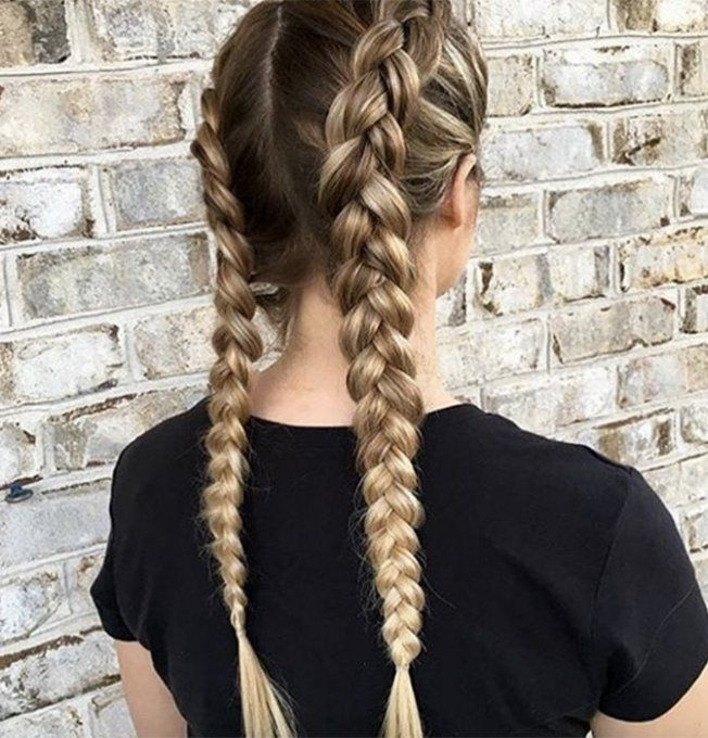 15 Idees Coiffures Pour Faire Du Sport In 2018 Hairstyle