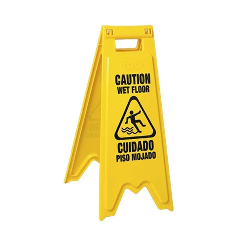 Vileda Professional Wet Floor Sign 1 Unit Vileda