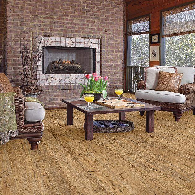 Resilient Easy Street Plank 040vf Muslin Flooring By