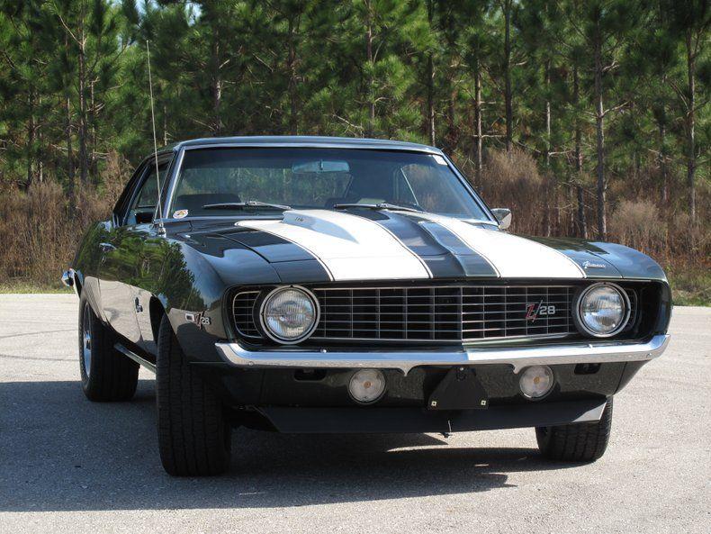1969 Chevrolet Camaro Z28 For Sale Allcollectorcars Com In 2020 Chevrolet Camaro Camaro Classic Camaro