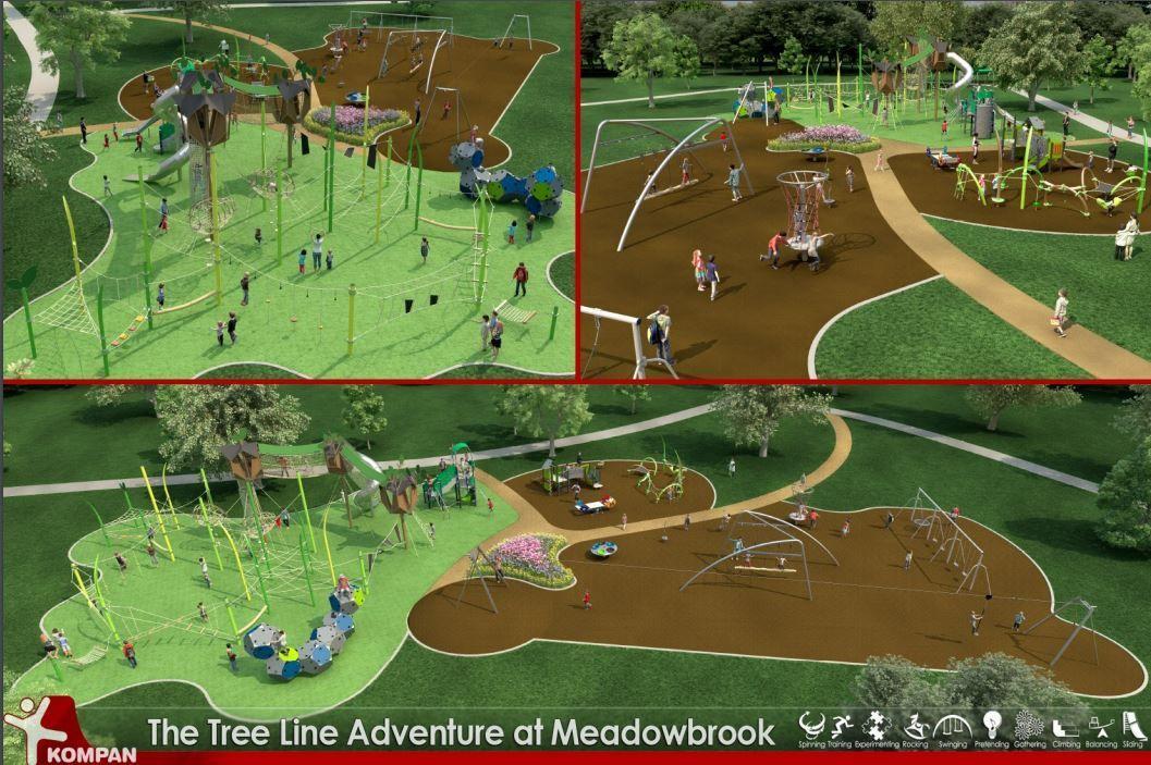 Meadowbrook Park Project Johnson County Park & Rec, KS