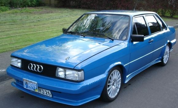 Audi Quattro Midified RS Style Sport Inspiration Cars - Audi car 4000
