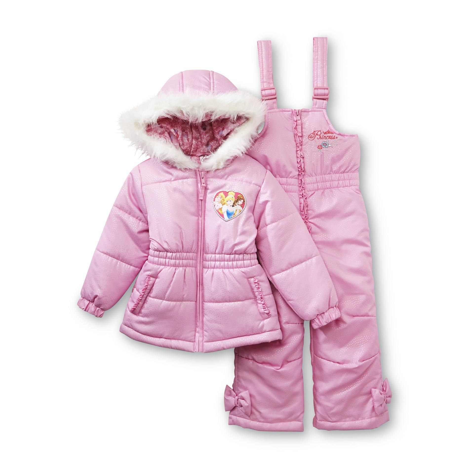 Baby Gap Warmest Puffer Snow Suit// Snowsuit in Ivory Frost 0-6 mo; boy or girl!