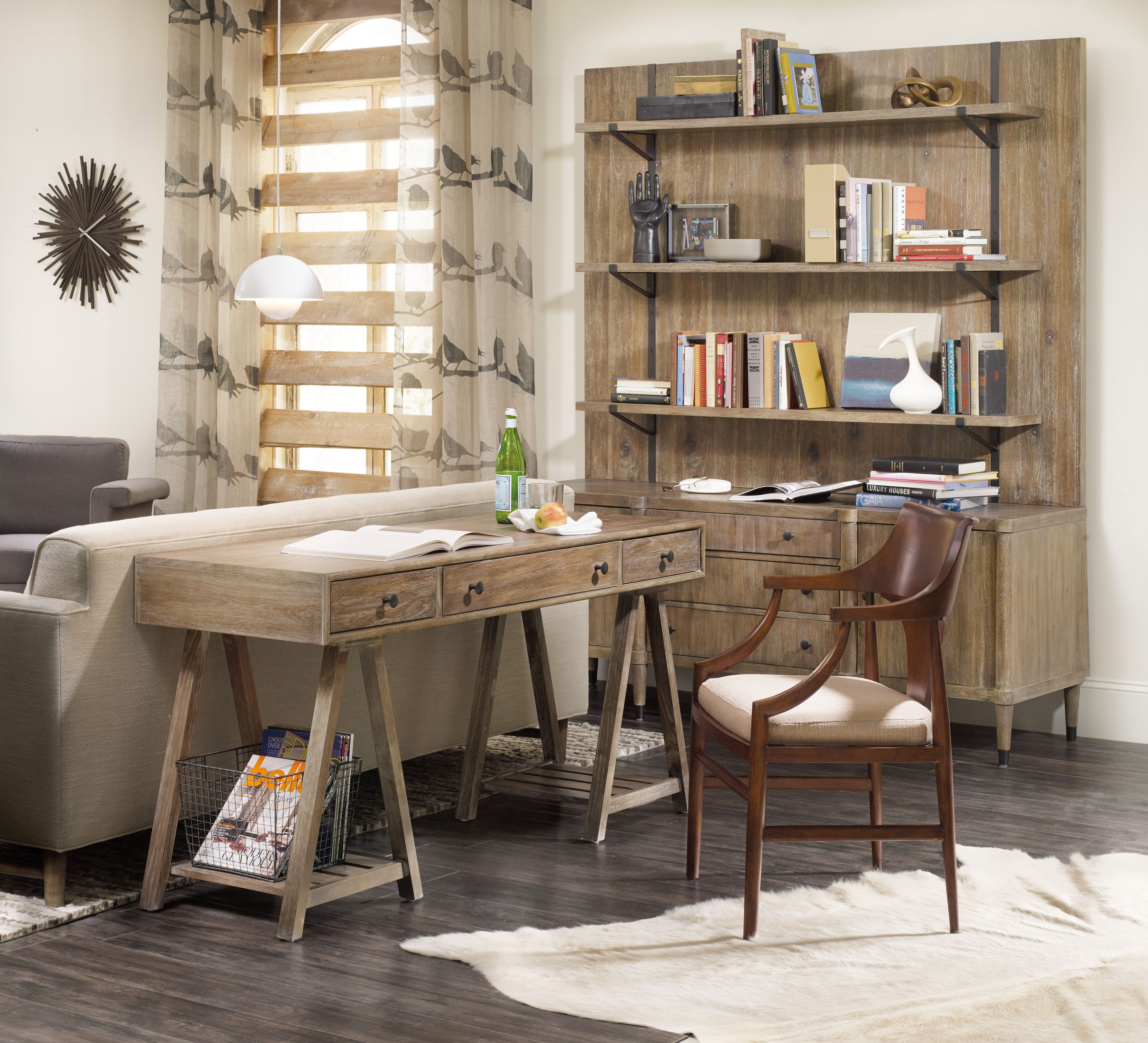 Shop For Hooker Furniture Studio Stiegs Writing Desk, And Other