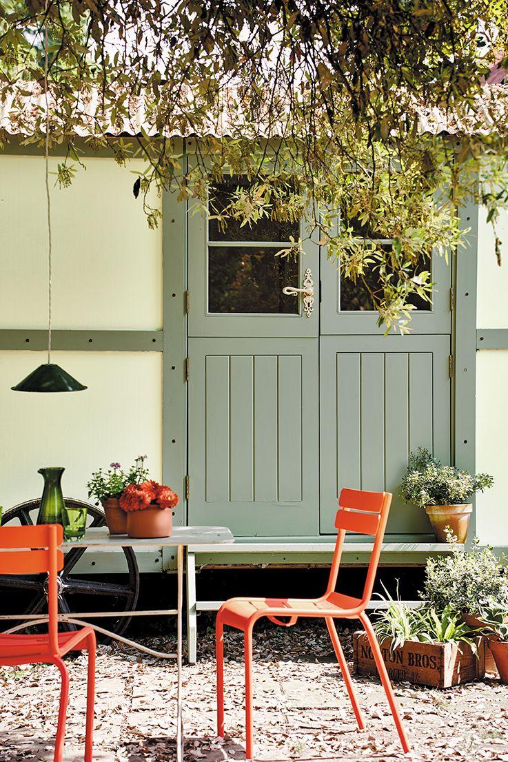 Rachel Usher Interior Design Yorkshire London Los Angeles Little Greene Paint House Paint Exterior Painted Front Doors