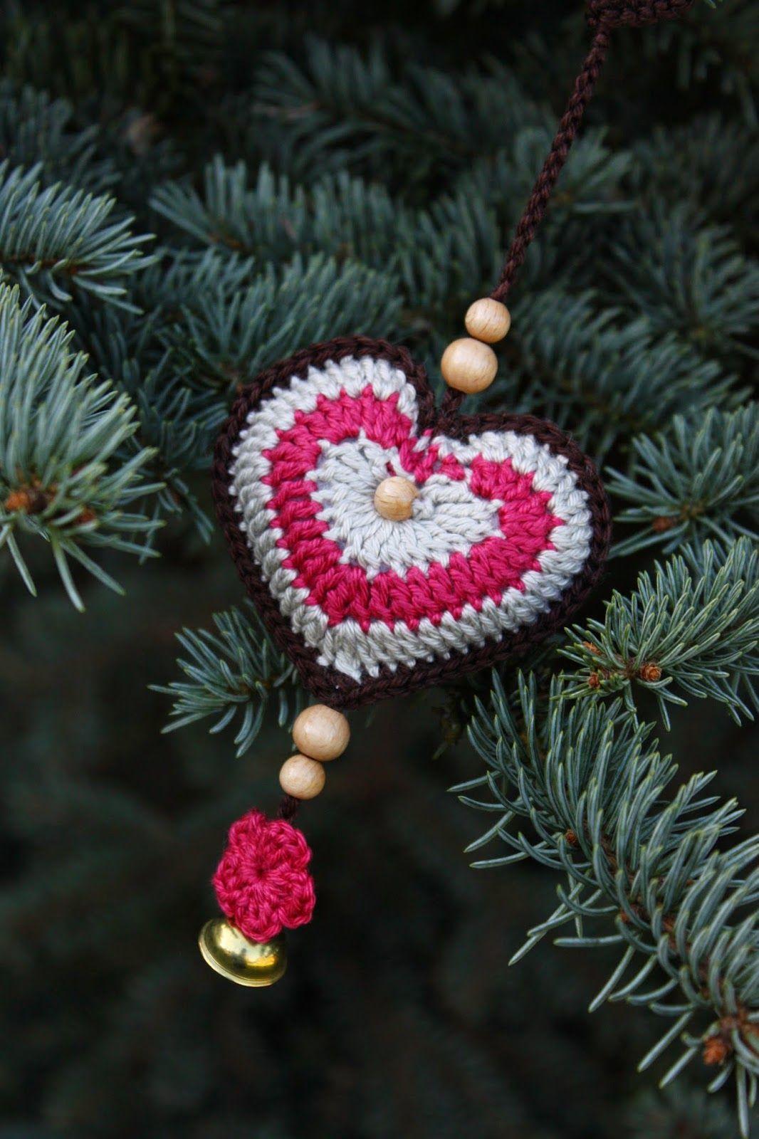Polly kreativ: Häkeln mit Herz