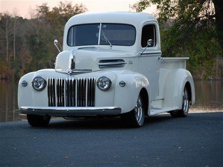 1945 Ford Truck 1945 Ford F Series Classic Cars Trucks Ford Pickup Trucks Classic Chevy Trucks