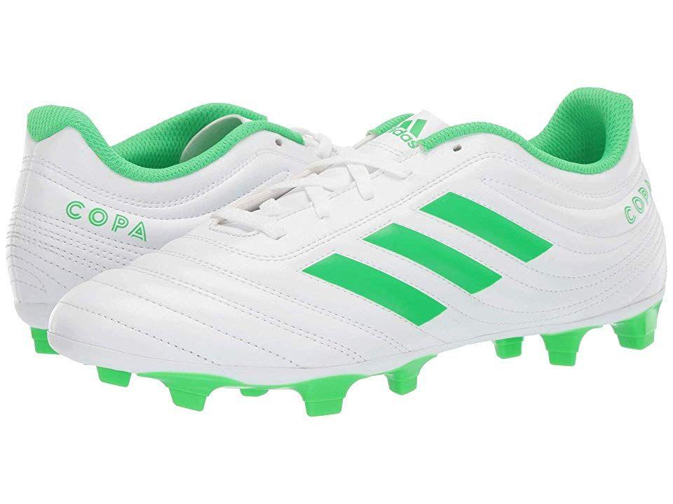 adidas Copa 19.4 FG Men's Soccer Shoes Footwear WhiteSolar
