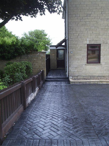 black brick paving - Google Search | Paving | Brick ...