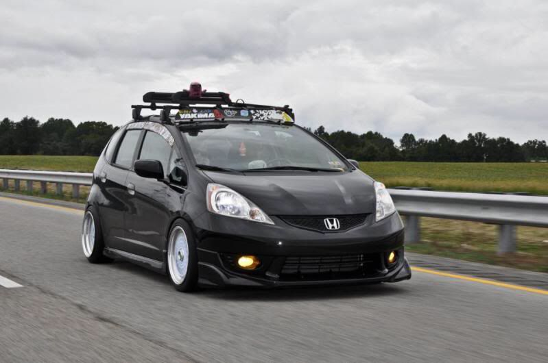 Honda Fit Ge8 V 3 Usdm Mugen Edition E39 Honda Fit