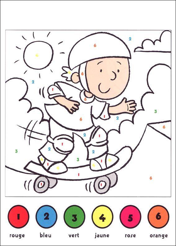 jeu du coloriage codé (With images) | Kids rugs