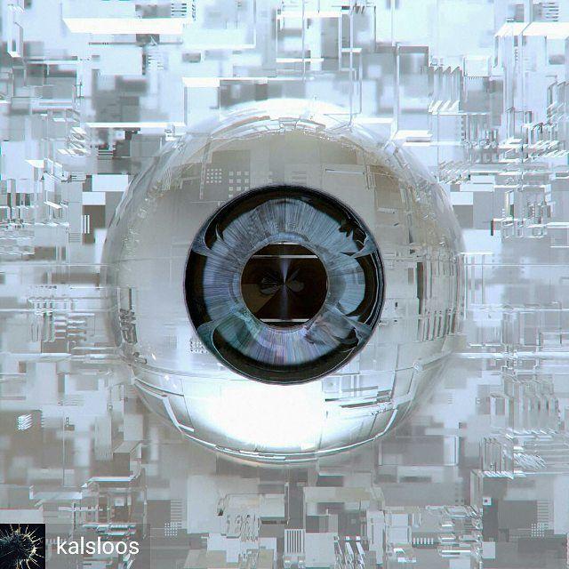 @kalsloos -  y2/105/365 #cinema4d #c4d #everyday #daily #dailyrender #render #octanerender #maxon3d #maxon #otoy #3d #cgi #abstract #geometry #photoshop #art #design #arthabit #organic #scifi #eye # by sultanov.alex
