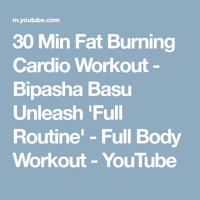 Home workout lose belly fat