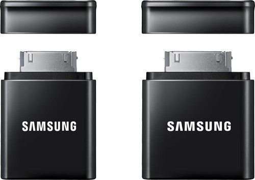Samsung Lot de 2 adaptateurs Samsung EPL-1PLR:30 pin /USB et 30 pin/Carte SD