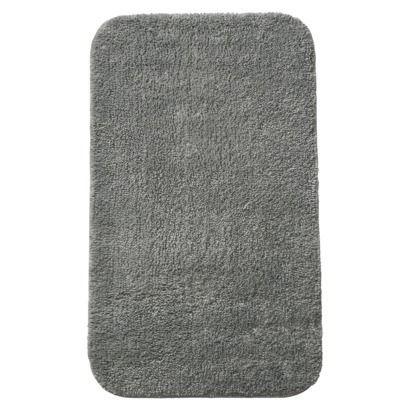 Room Essentials Bath Rug Manatee Gray